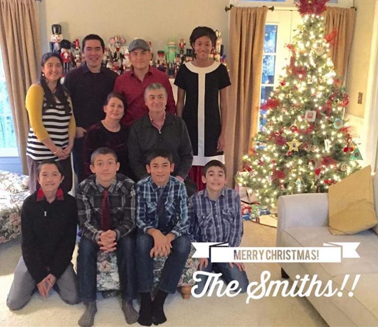 Bret Smith Family