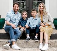 Kristen Clark family