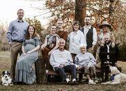 Reith family april 2021