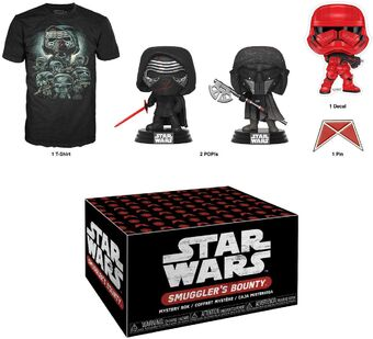 Amazon Smuggler S Bounty October 2019 Funko Subscription Box Wiki Fandom