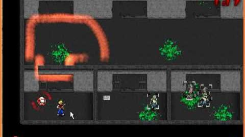Holding cells in zombie dawn (hard mode)
