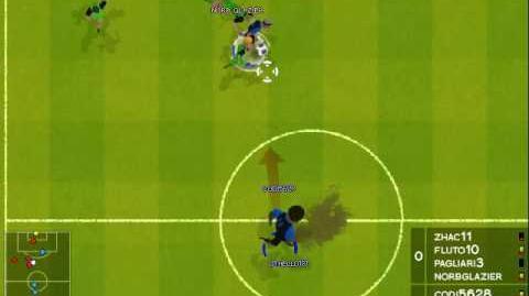 Kickabout League Teamgame