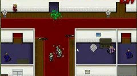 Zombie Dawn - White House - Level 1
