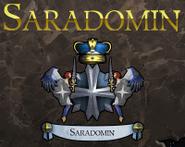 Saradomin Logo Armies of Gielinor