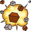 Cubed-large