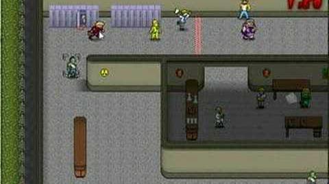 Zombie Dawn - Power Plant - Level 1