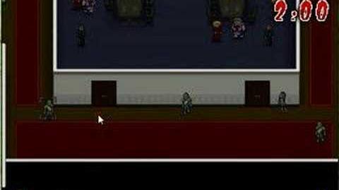 Zombie Dawn - White House - Level 5