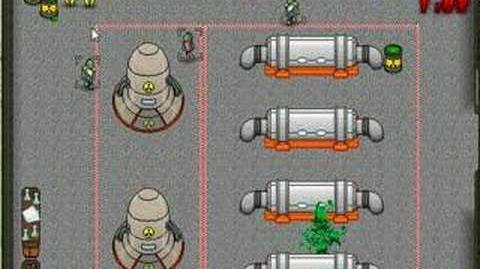 Zombie Dawn - Power Plant - Level 2
