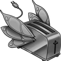 Toasterwing