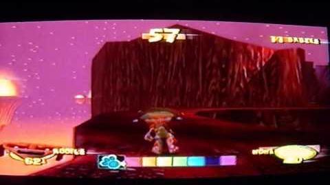 Fur Fighters Dreamcast Prototype - Alt