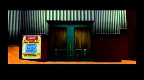 Fur Fighters Viggo's Revenge (PS2) - Compound Factions Explosives Storage Glitch.