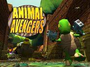 Animal-avengers