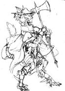 Sergal Lady