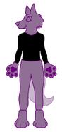 Lower halfsuit
