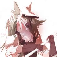 Sergal Hunter