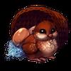 6883-brownie-basket-chick