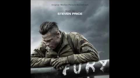Steven Price - I'm Scared Too, Wardaddy & Norman (Fury Soundtrack) HD