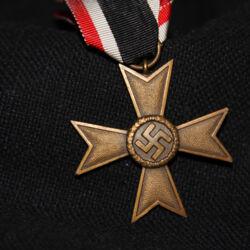 War Merit Cross 2nd Class medal