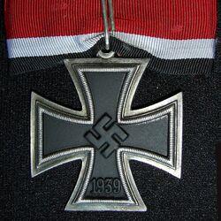 Knight's Cross medal