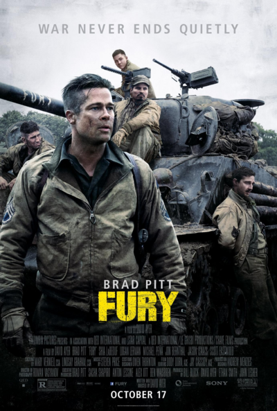 Fury Theatrical Poster.png