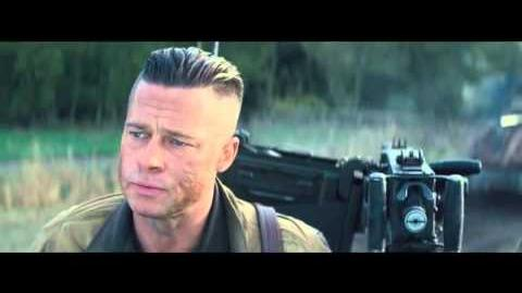 FURY Exclusive Deleted Scene 'Rose'