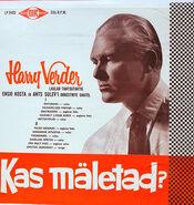 Harri Verder 1960s
