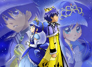 Twin Princess - Rein & Shade