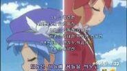Fushigi Boshi no Futago Hime Gyu! 2nd ED Korean version