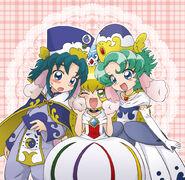 Twin Princess - AltezzaXAuler&Sophie