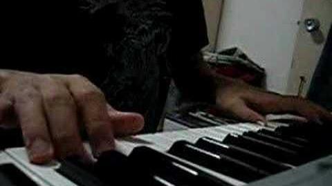 Wakatte Ita Haze- Piano