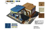 Gas station-3
