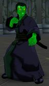 Samurai Jack Fusion