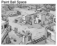 KND paintball space
