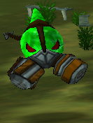 Noxious Spawn in-game
