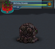 Unused Retro Birthday Brawler Enemy