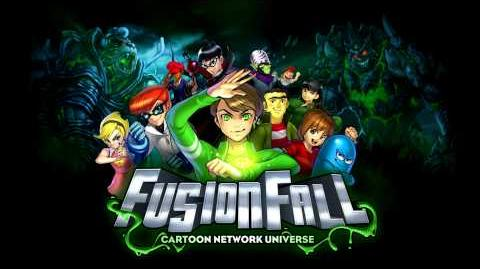 FusionFall Soundtrack - Monster Island