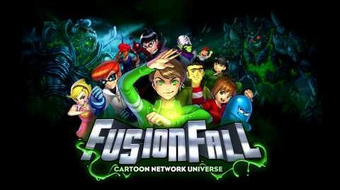 FusionFall Soundtrack - Scrapyard