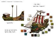 Stickybear ship 02