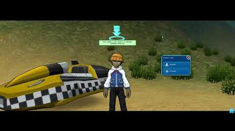 Something the Event Taxi Driver Said - FusionFall Retro