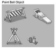 KND paintball object