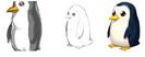 Penguin Concept Art