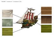 Stickybear ship 08 texture