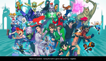 Cartoon Network Universe Fusionfall Wiki Fandom
