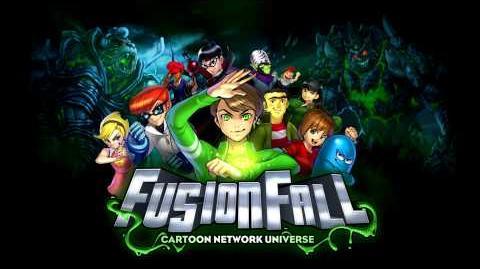 FusionFall Soundtrack - Area 51