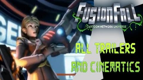 FusionFall - All Trailers Cinematics HD