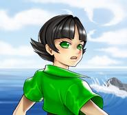 FFRebirth Buttercup Ocean