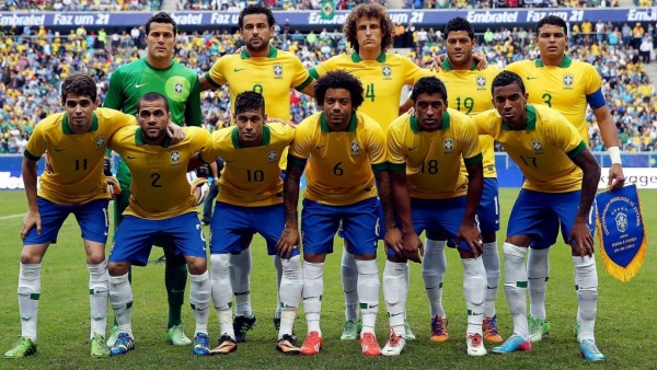 Selecao Brasileira De Futebol 2014 Futebolpedia Fandom