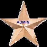 Distintivo admin