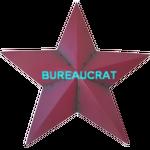Distintivo burocrate