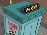 Cabina suicidio
